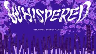 Whispered Thousand Swords Cover