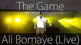 The Game: Ali Bomaye (Live @ Verizon Wireless Amphitheater 10/12/2013)