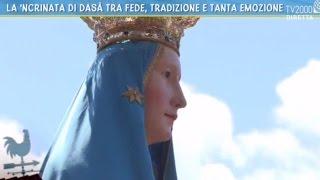 La 'ncrinata di Dasà tra fede, tradizione e tanta emozione