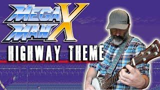 Mega Man X Cover ★ Highway ★ Banjo Guy Ollie