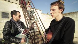 The Sleeping Tree feat. Adriano Viterbini - These days (Jackson Browne cover) backstage BTV Roma