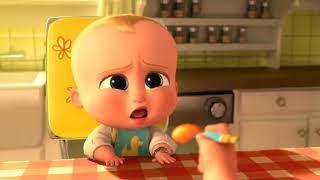 The Boss Baby - Best Cute Scenes