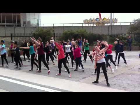 Big Dance World Record Attempt @ Pavilion Dance Bournemouth