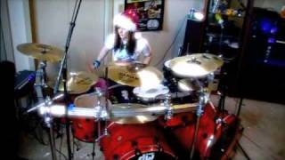 The Flood - Escape The Fate (Drum Cover)