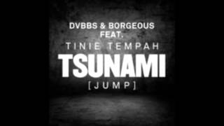 DVBBS & Borgeous feat Tinie Tempah - Tsunami(Jump) vs. How Many DJ's(Dj Matos Club Mix)