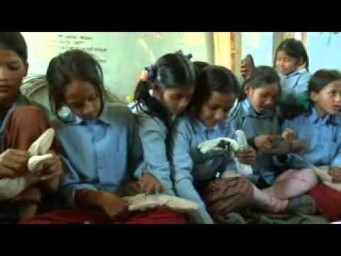 Ranum Efterskole, På Verdens tag i Nepal