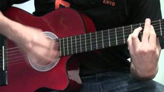 Two worlds- Phil Collins guitar cover