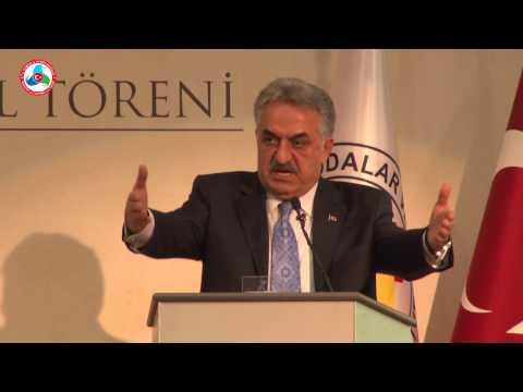 Bakan Yazıcı İzmir Ticaret Odası Vergi Ödül Törenine Katıldı