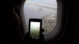 A320 JetBlue - Santo Domingo to New York City