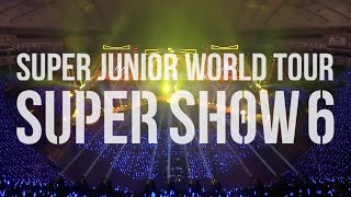 SUPER JUNIOR / 「SUPER JUNIOR WORLD TOUR SUPER SHOW6 in JAPAN」」LIVE DVD & Blu-ray Teaser③