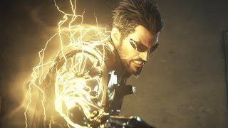 Phantom Power Music - Overpowered (CINEMATIC Deus Ex)