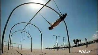 BRUNO ANGELICO - MUTINY ON THE RINGS II - Traveling Rings - Santa Monica California.