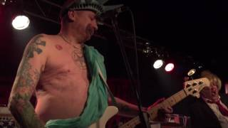 PETER AND THE TEST TUBE BABIES - Run Like Hell @ Underground - 19.12.2016