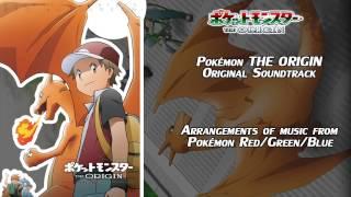 Pokémon Origins - Title Screen