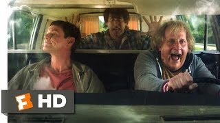Dumb and Dumber To (5/10) Movie CLIP - Fart Games (2014) HD