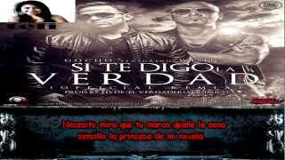 Gocho Ft Wisin -- Si Te Digo La Verdad Official Remix ★REGGAETON ROMANTICO★ CON LETRA