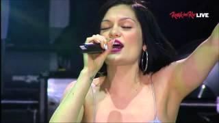 Jessie J - Wonderwall (Oasis Cover) LIVE @ Rock In Rio Lisboa | HQ