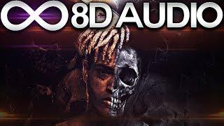 XXXTentacion - King Of The Dead 🔊8D AUDIO🔊