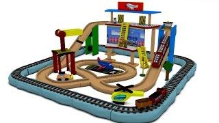 chu chu train - train cartoon for children - toy train videos for kids - Toy Train videos