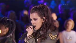 "(HD) Hailee Steinfeld's ""Most Girls"" on the Dancing with the Stars' Season 24 Finale"