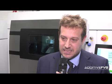Additive FVG Square - Intervista a Giancarlo Scianatico, EOS