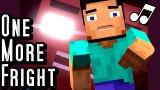 "♪ ""One More Fright"" - A Minecraft Parody of Maroon 5's One More Night (Music Video)"