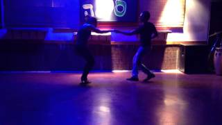 Bachata Rosa - Marlon (Salsa Version) Motty Sisam & Olga Andronov