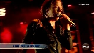 Cage The Elephant - Ain't No Rest For The Wicked (Live HD 2016)