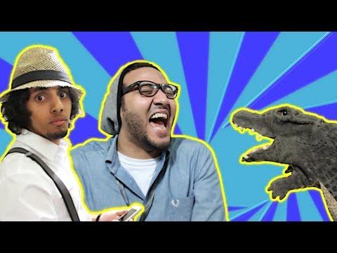 التمساح الحلقة ١٦: التغطيه الأستاند أبيه | Temsa7LY 1