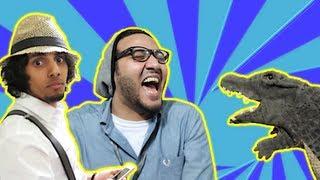 التمساح الحلقة ١٦: التغطيه الأستاند أبيه   Temsa7LY 1