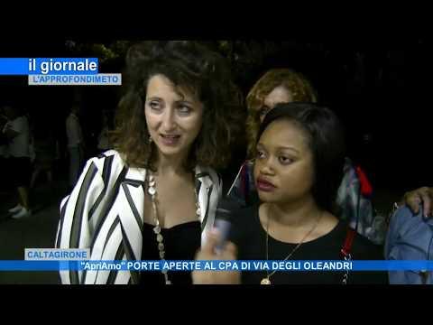 """Video: """"ApriAmo"""" prova che l'integrazione e' possibile. Insieme, cittadini & ospiti della Coop. San Francesco"""