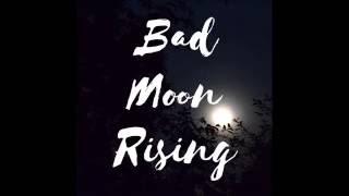 Bad Moon Rising cover   Anka Jaworska