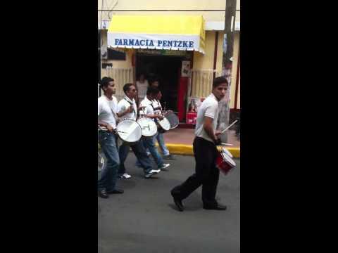 Nicaragua- Leon Marching band
