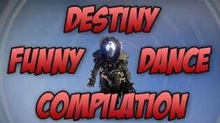 Destiny Funny Dance Compilation