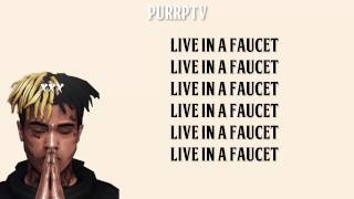 「RARE」XXXTENTACION - Ghost (LYRICS)