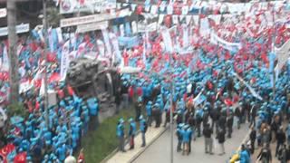 1 Mayıs kutlaması @Zonguldak 2015
