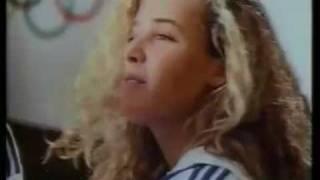 Publicité Uncle Ben's avec Ophélie Winter [ 1991 ]