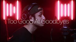 Sam Smith - Too Good At Goodbyes (Khel Pangilinan)