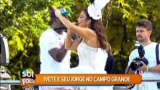 Ivete Sangalo feat. Seu Jorge | Tempo de Alegria | Carnaval 2014