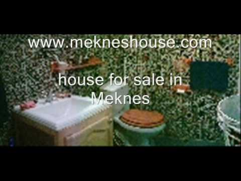 House for Sale in Meknes