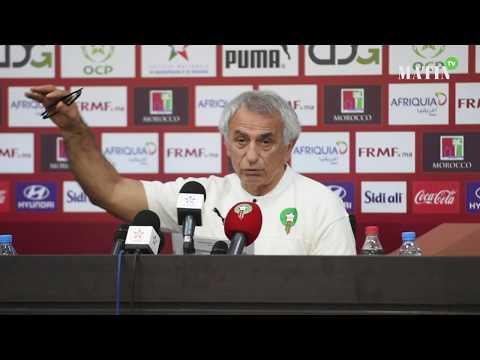 Blessures, Hamed Allah, choix du stade... Vahid dit tout avant Maroc-Libye