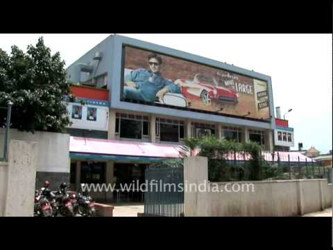 Kumari cinema hall, Kathmandu, Nepal