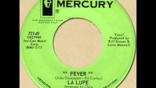 LA LUPE - FEVER [Mercury 72149] 1963