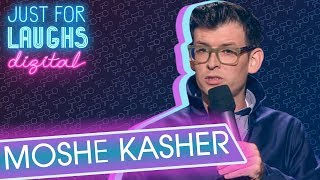 Moshe Kasher - Grandma Can Take A Dick Joke
