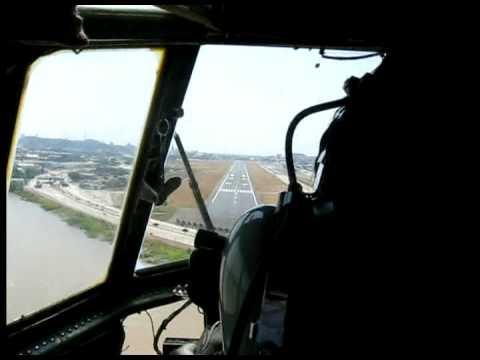 Flight Quito Guayaquil Esmeraldas Ecuador C-130B Hercules