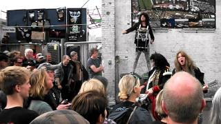 Blaas of Glory - Final Countdown live at Wacken 2011