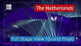 Lights and Shadows - The Netherlands (Full Stage View) - OG3NE - Eurovision 2017 - Final