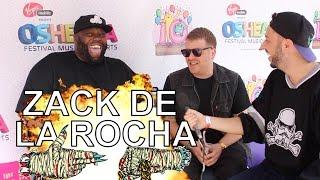 RUN THE JEWELS confirms ZACK DE LA ROCHA is working!