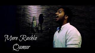Mere Rashke Qamar Cover| BAADSHAAHO | Rahat Fateh Ali Khan | Ajay Devgan