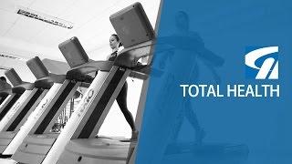 As melhores academias preferem Total Health